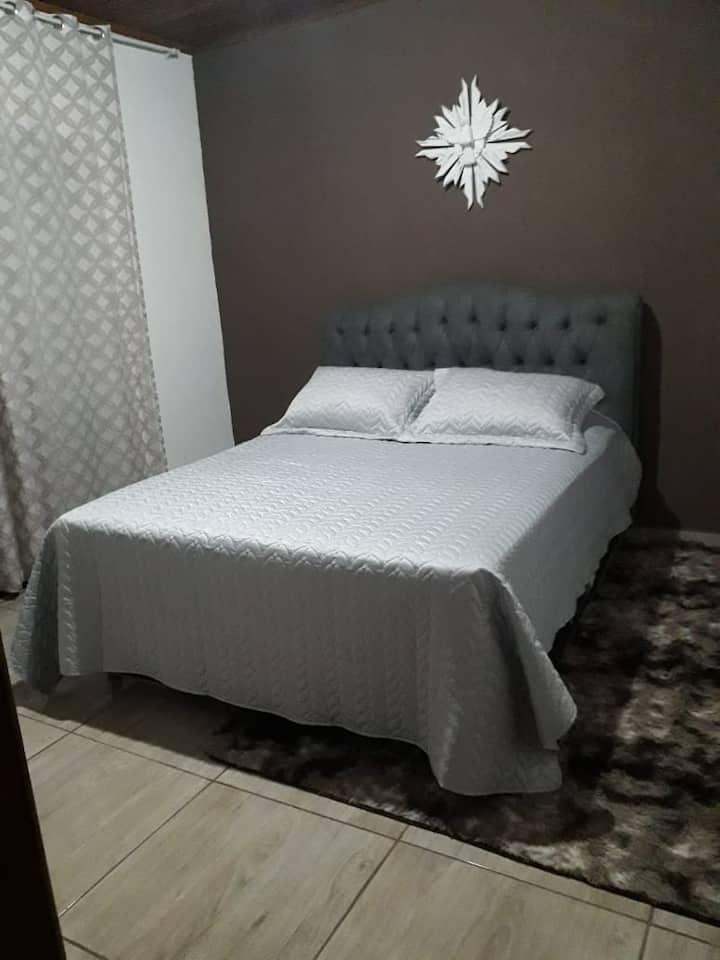 Casa da Diovana quarto 01