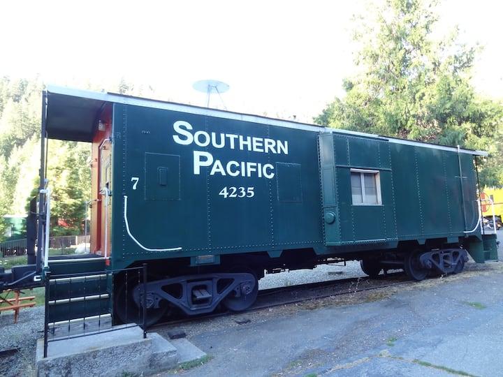 Railroad Park Resort Caboose #7