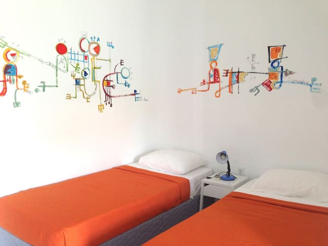 Room 11 at Guesthouse Twenty4 - Paramaribo - Pensió