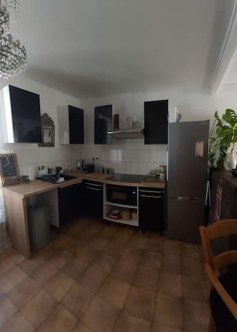 Charmant appartement cosy et calme