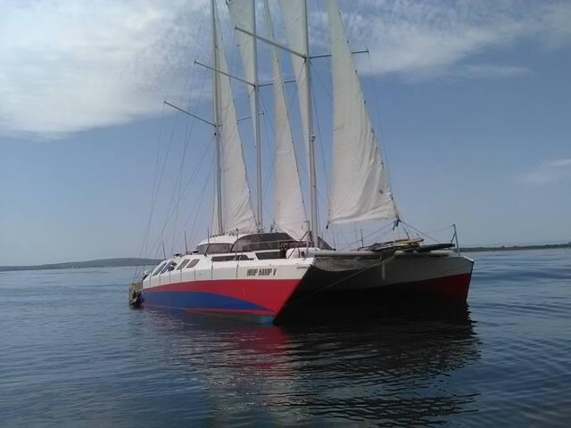 Stay & Sail Cabanes de Fleury Mediterranean Sea - Fleury - Boat