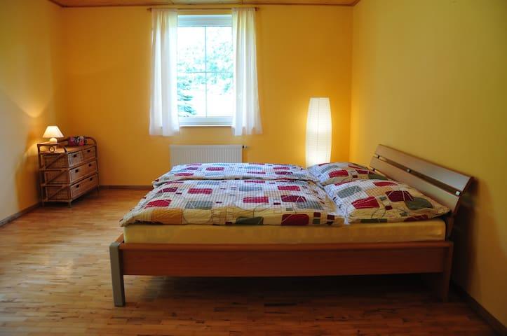 Accommodation Bohemian Switzerland