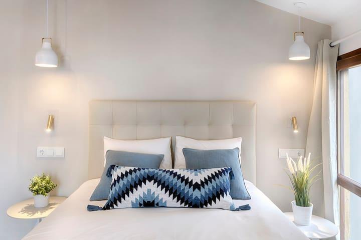 Habitación Doble 1 ó 2 camas / Hostal Altea House