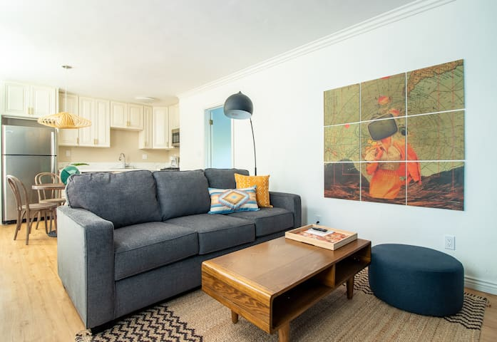 WanderJaunt | Mission | 1BR | Pacific Beach