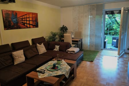 Schöne und ruhige Wohnung mit dem gewissen Extra