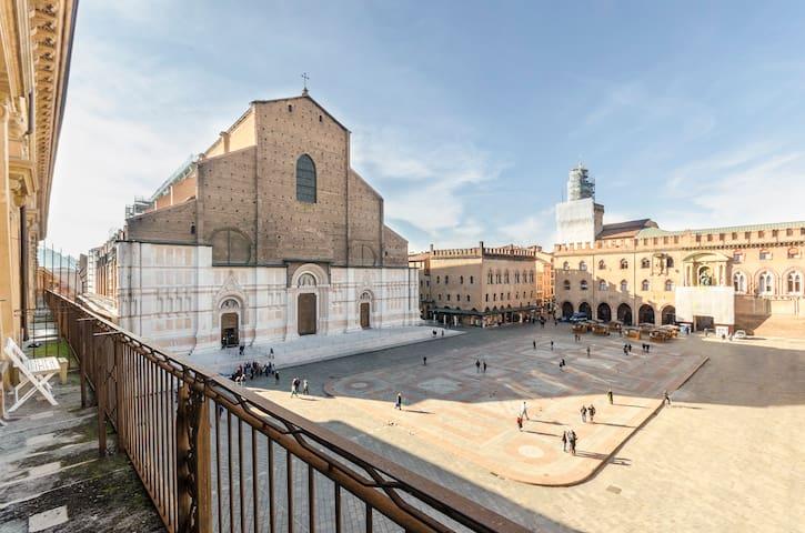 Piazza Maggiore Suite, pregio e comodità