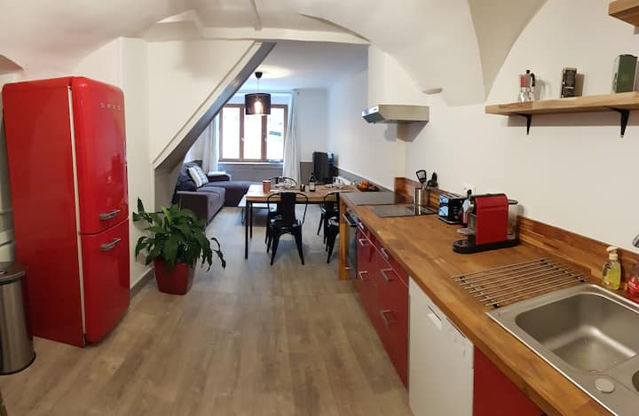 10 mn from lake of Annecy - Beautiful apartment