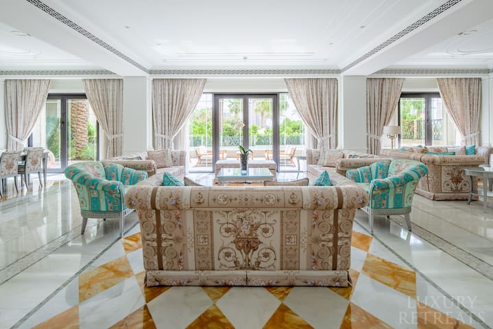 Palazzo Versace - 4 BDR Duplex Residence