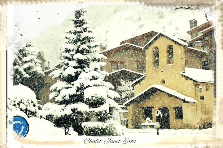 DUPLEX JANET 6/8 PERS idéal pour le ski et Randos