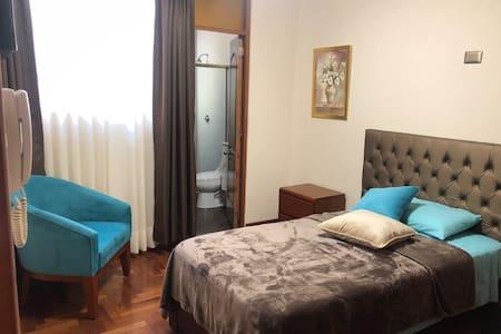 Habitación Privada 1 - 20min Aeropuerto-San Miguel