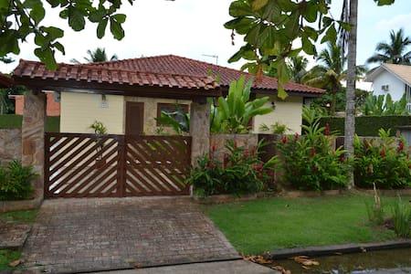Casa na Juréia de São Sebastião