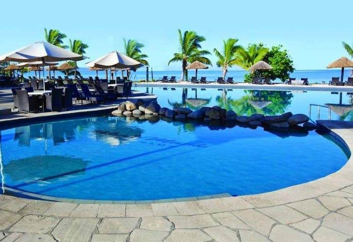 Garden view Denarau Island Fiji Wyndham 5* Resort