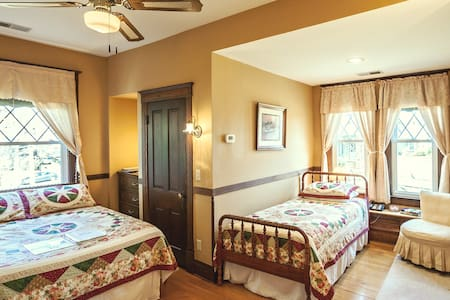 S. Jackson Inn - Full & Twin - Harrisonburg - Bed & Breakfast
