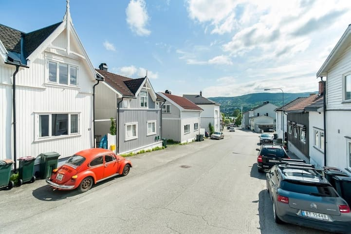 Modern apartment in the heart of Drammen City
