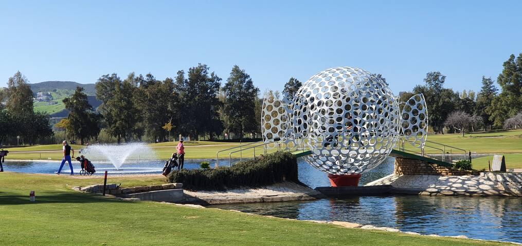 Golf Paradise Terraza Panorámica