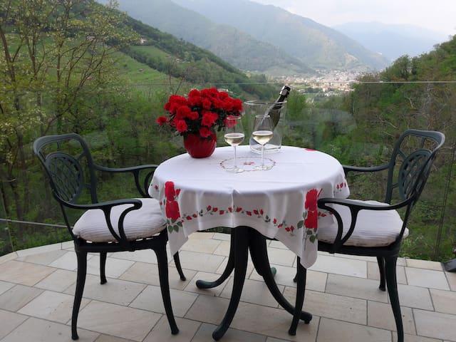 B&B Isabella camera  matrimoniale con terrazzo