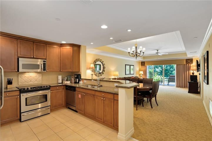 Wonderful  & Cozy Apartment Next To Disney