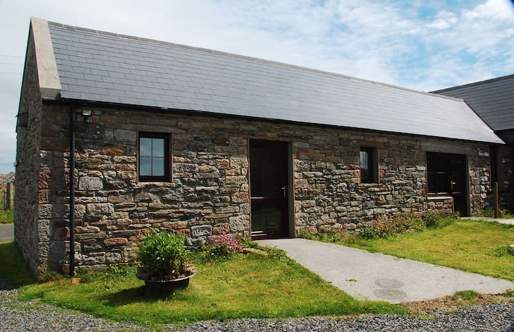The Byre, Upper Faulds, Burray