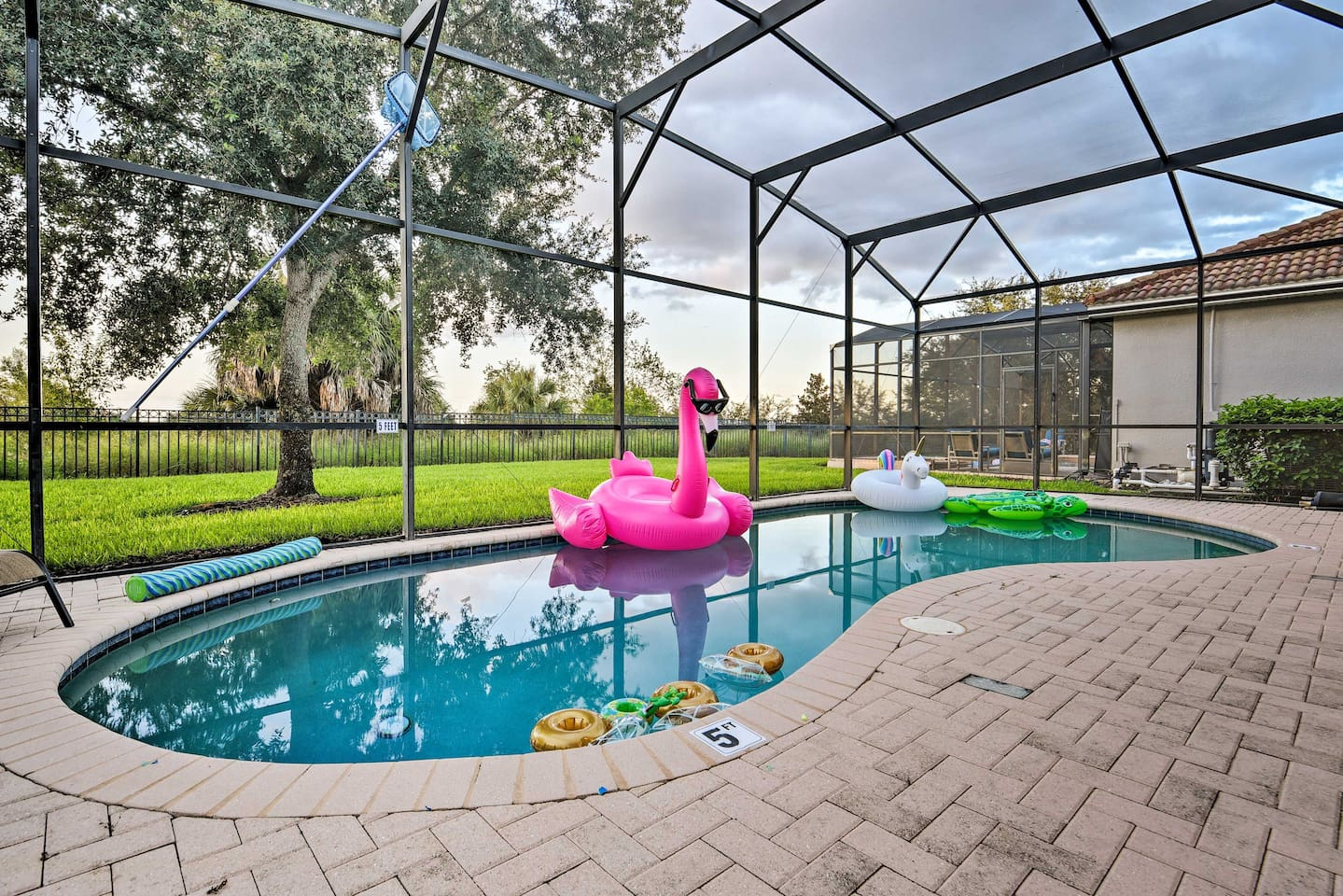 The ultimate family vacation starts at this vacation rental house!