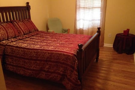 Covington GA, Private Room & Shower - Covington - Rumah