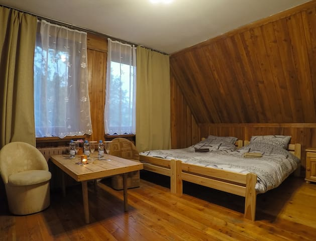 Base Camp 2! No 6 (3-person) - Zakopane - บ้าน