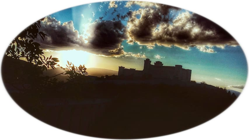 Feel at Home in Spoleto!