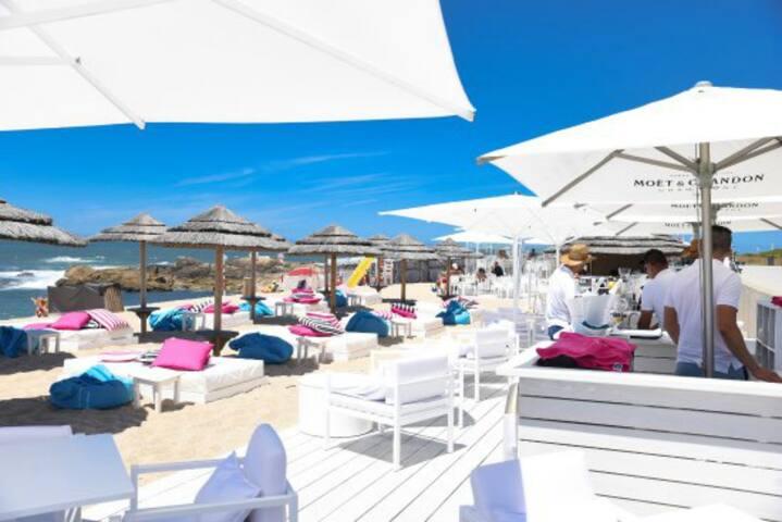 Casa Luisa -Next to beach,Metro to Porto & airport