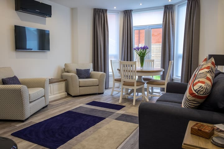 03 Pebbles Beach Apartment - Lytham Saint Annes - อพาร์ทเมนท์