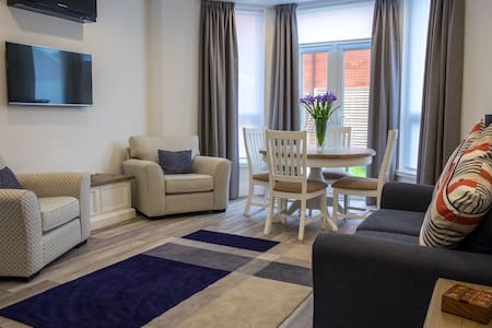 03 Pebbles Beach Apartment - Lytham Saint Annes - Huoneisto