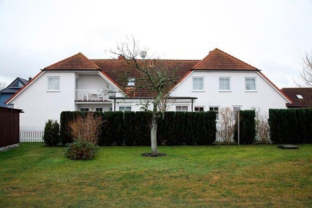 schwedengang app 4 apartments for rent in zingst mecklenburg vorpommern germany. Black Bedroom Furniture Sets. Home Design Ideas
