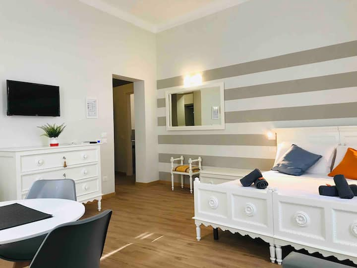 Camera Tua® - Suite con cucina - Centro/Ospedali
