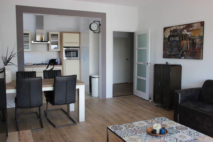 Mooi appartement in het centrum