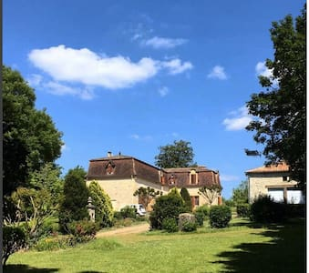 Bed and Breakfast entre St Emilion & Bergerac - Saint-André-et-Appelles