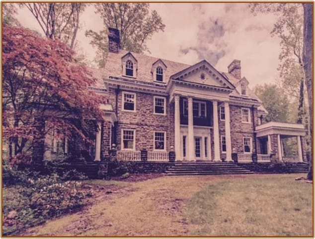 Houstonia Mansion - Nether Providence Township - Hus