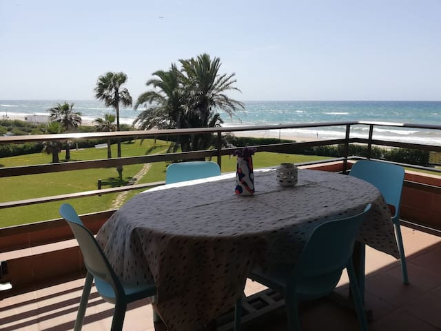 Gava Mar Castelldefels Beachfront Apartment