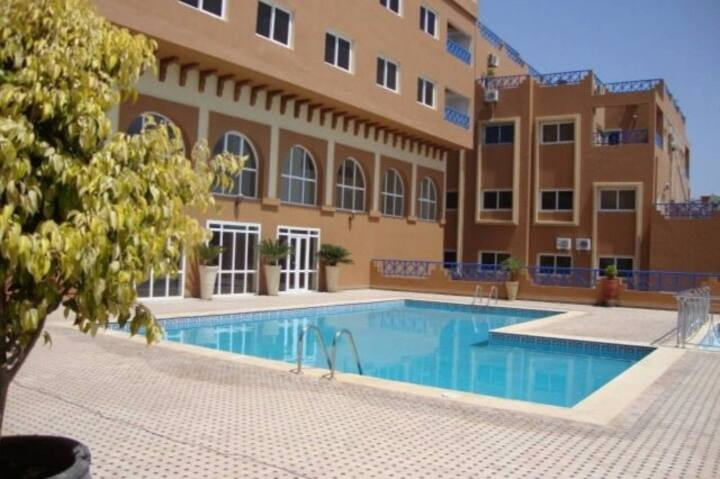 Appartement Tamraght Beach