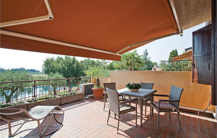 Holiday apartment with 1 bedroom on 40 m² in Cavaion Veronese VR