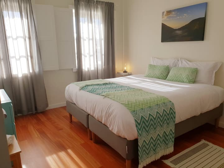 Double Room Private WC - My Angra Boutique Hostel