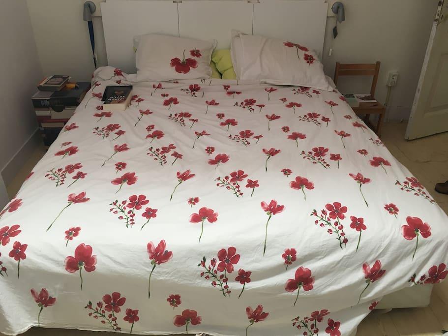 Een comfortabele lits-jumeaux