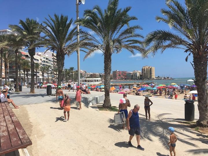 Appartement 350 mètres de Playa del Cura
