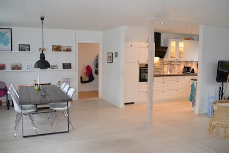 Cozy and kids friendly house near Copenhagen - Glostrup - Rumah
