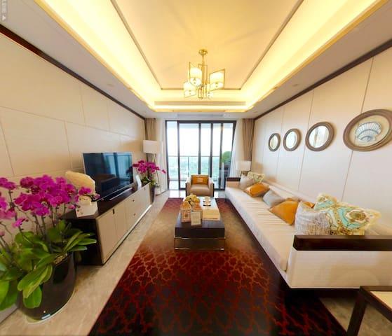 海棠湾双卫三居室,近免税、海滩、解放军总医院
