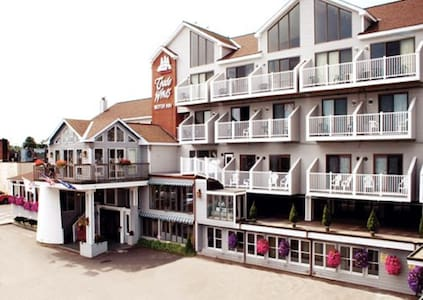 *Rockland, ME, Hotel #2 /A319 - Rockland - Wohnung