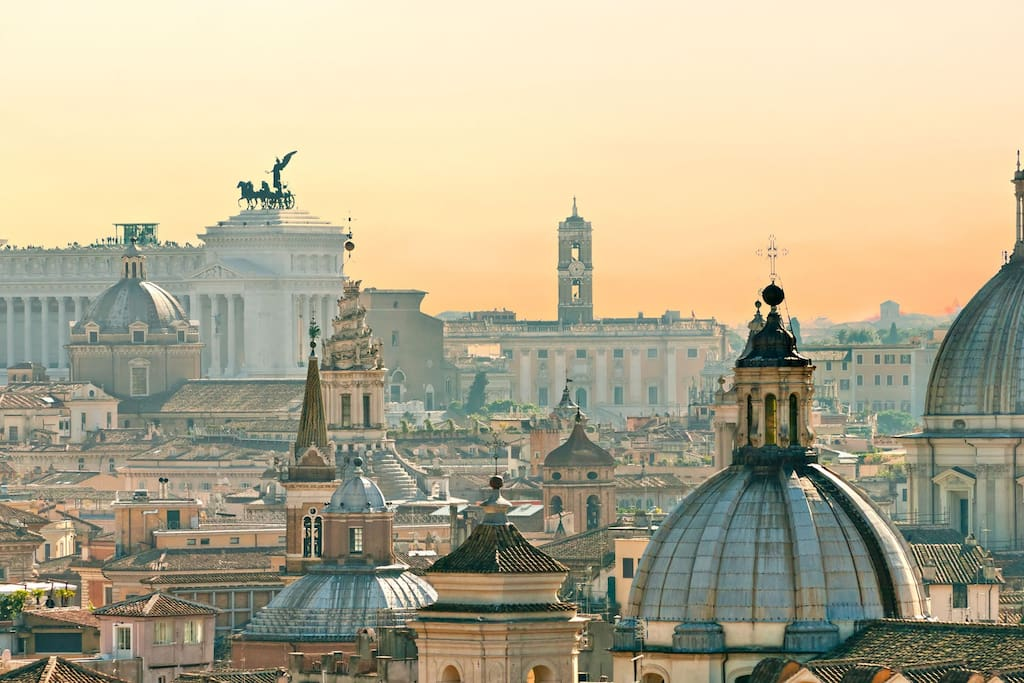 Roma in 1.30 hour