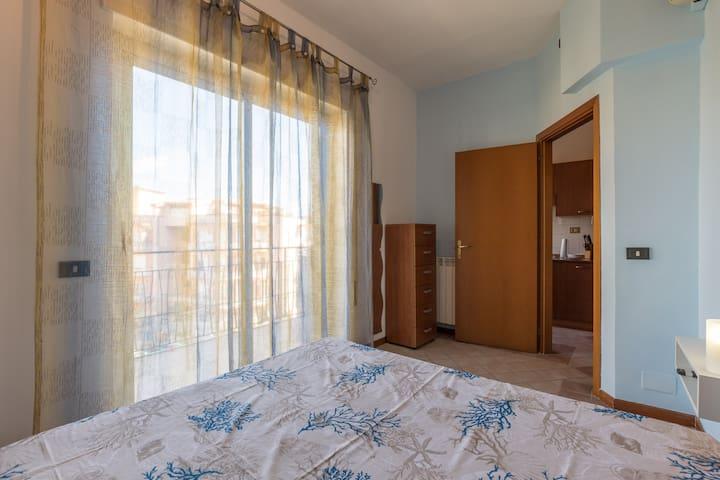 mini appartamento a serapo
