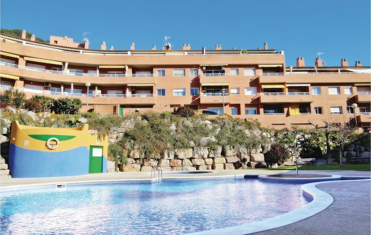 Holiday apartment with 3 bedrooms on 85m² in Blanes