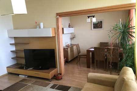 Cute apartment-Serdika center-