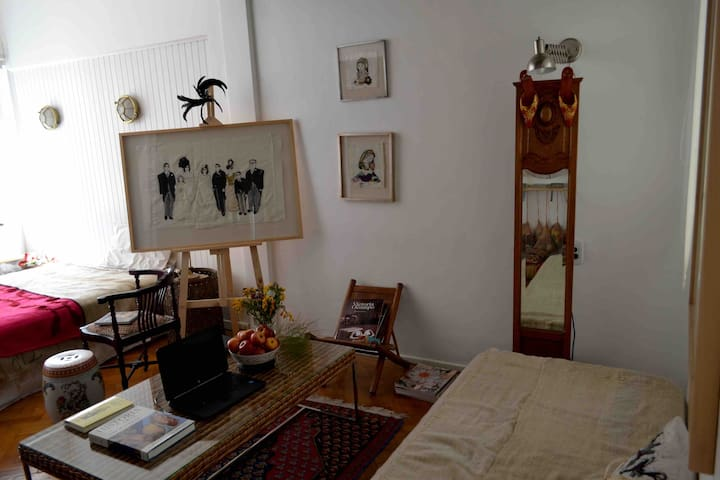 Atelier en Recoleta