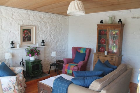 Cottage on the Wicklow Way.  Dog friendly.