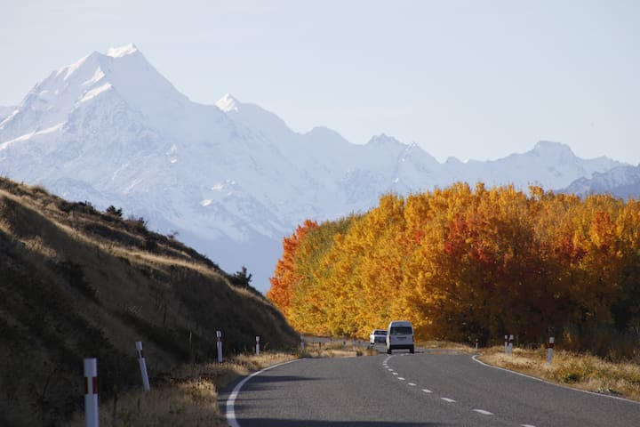 Amy's guide to Aoraki Mt Cook